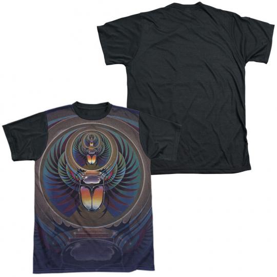 JOURNEY CAPTURED Licensed Sublimation Adult Men's Graphic Band Tee Shirt SM-3XL
