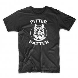 Letterkenny Pitter Patter Funny T-Shirt Dog Lover T-shirt