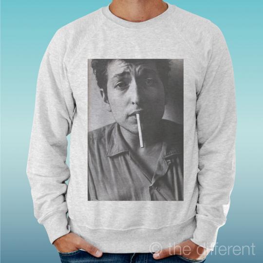 Men's Sweatshirt Light Sweater Light Grey Grey