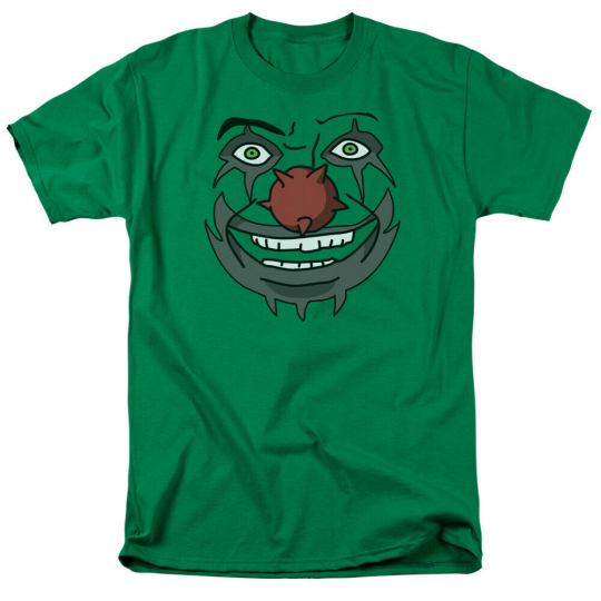 Metalocalypse DOCTOR ROCKSO Face Cartoon Network Adult T-Shirt All Sizes