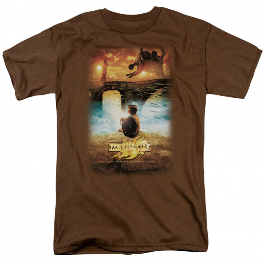 Mirrormask Movie Poster Short Sleeve T-Shirt Licensed Graphic SM-2X
