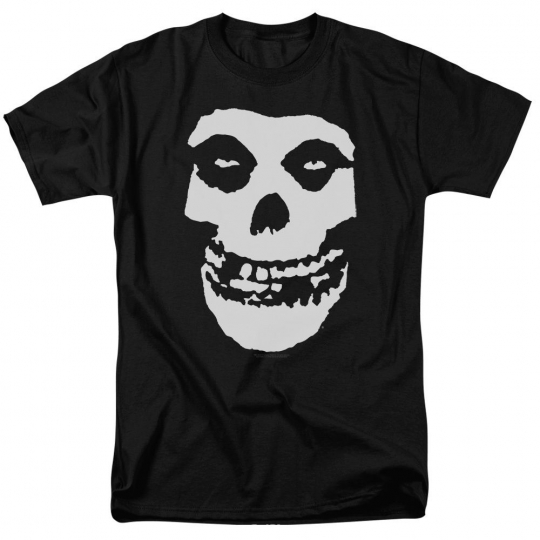 Misfits Band Classic FIEND SKULL Licensed T-Shirt All Sizes