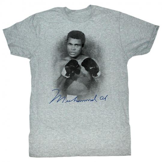 Muhammad Ali 1137-A3 Adult T-Shirt Tee
