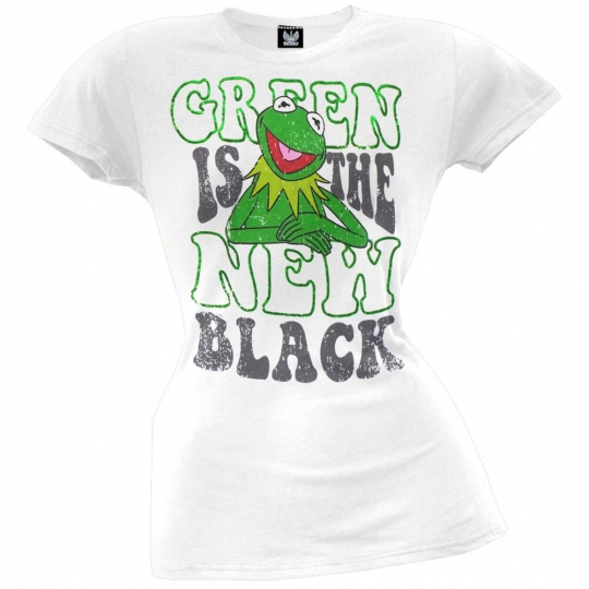 Muppets Is The New Black Juniors T-Shirt