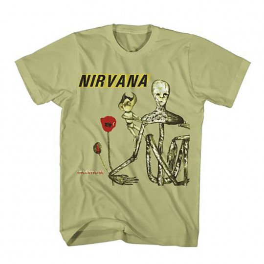 NIRVANA Incesticide T-Shirt New Authentic S-2XL