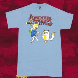 New Adventure Time Finn & Jake Cartoon Network Mens Mens T-Shirt