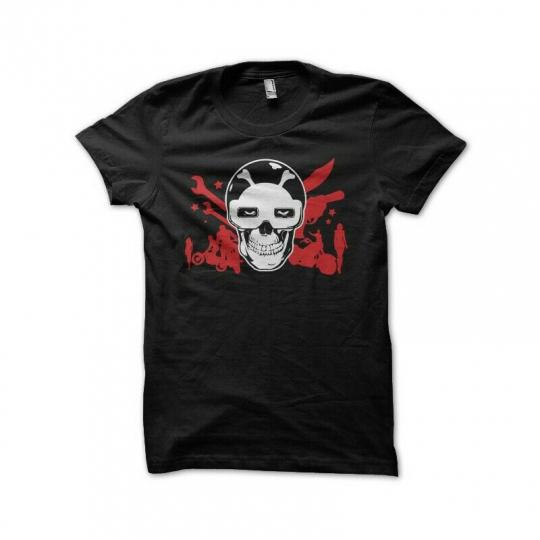 New Psychomania motos filles et zombies Men's T-Shirt Size S-2XL