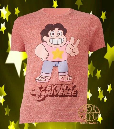 New Steven Universe Cartoon Network Mens T-Shirt