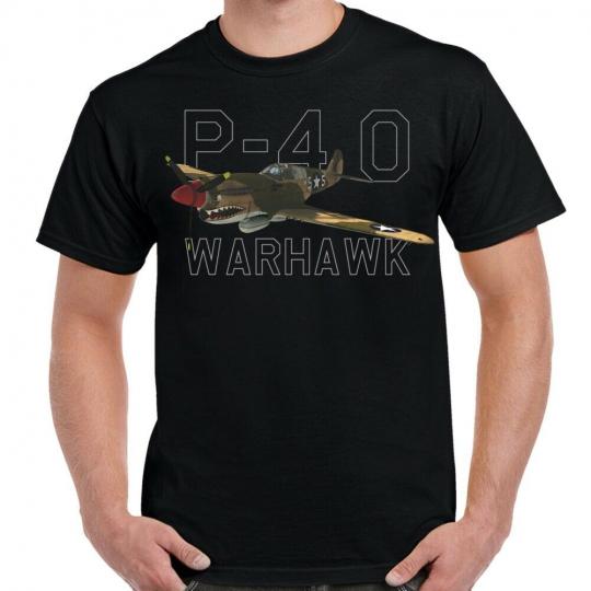 P-40 Warhawk Men's T-Shirt