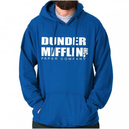 Paper Company TV Show Job Comedy Gift Idea Hoodies Sweat Shirts Sweatshirts