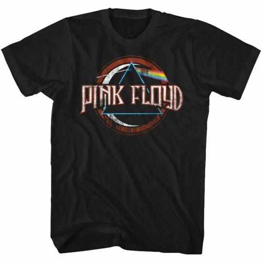 Pink Floyd Black T-Shirt