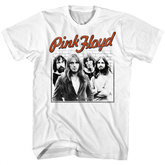 Pink Floyd The Wall Photo Men's T-Shirt Rock Band