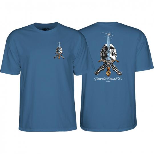 Powell Peralta  Skull & Sword Men's Short Sleeve T-Shirt - Large