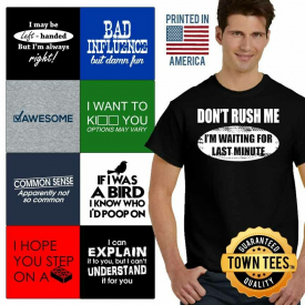 Quirky Tee Shirt Rude T-Shirt Offensive Mens Novelty TShirts T Shirt For Womens