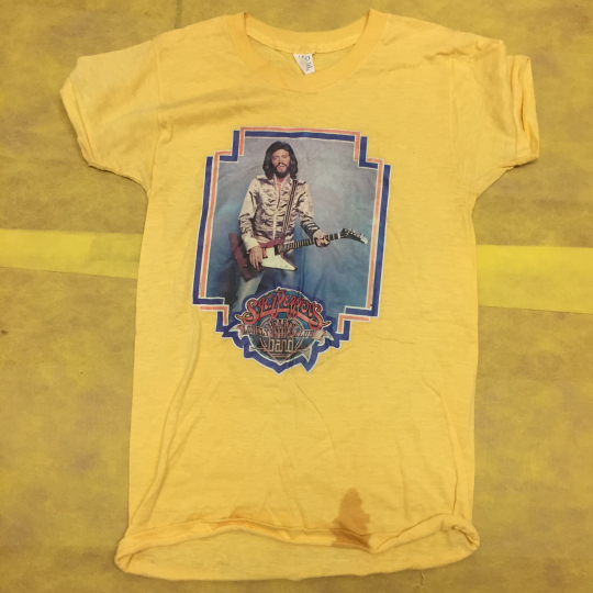 SGT Peppers Lonely Heart Band 1978 Stigwood 1970's 50 50 Vintage Mens L T Shirt
