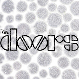 The Doors Logo Files SVG / DXF / PNG  **Instant Digital Download