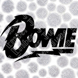 David Bowie Logo File SVG / DXF / PNG  **Instant Digital Download