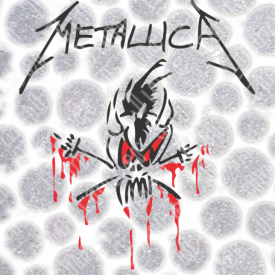 Metallica Band Logo SVG / DXF / PNG  **Instant Digital Download