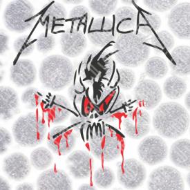 Metallica Band Logo SVG / DXF / PNG  **Instant Digital Download