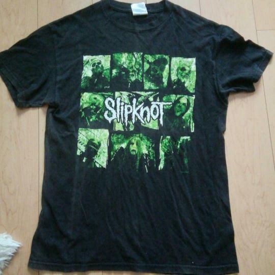 Slip Knot T Shirt Band Vintage Ac/Dc Supreme Size M