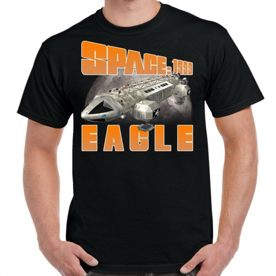Space 1999 Eagle Adult T-Shirt