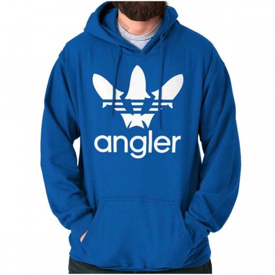 Sportfishing Angler Fisherman Novelty Gift Hoodies Sweat Shirts Sweatshirts