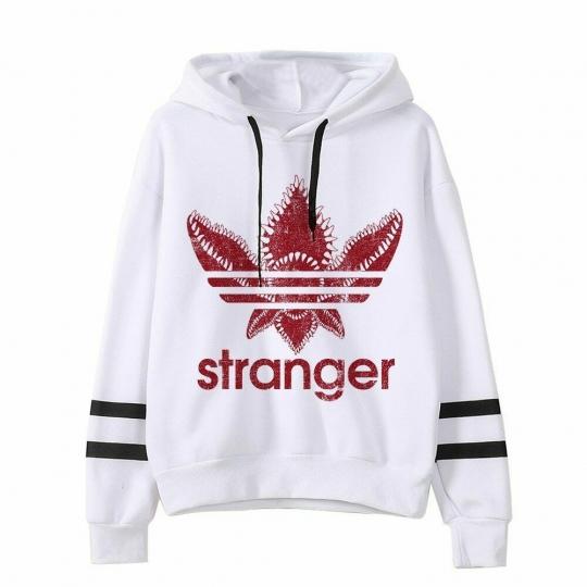 Stranger Things Hoodie Woman Hoodies Kpop Sweatshirts Oversized Men Sweatshirt
