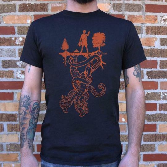 Stranger Things | The Upside Down T-Shirt (Mens)