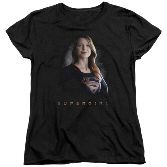 Supergirl TV Show STAND TALL Licensed Women's T-Shirt All Sizes