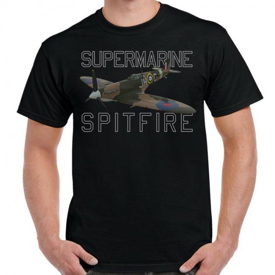 Supermarine Spitfire Men's T-Shirt