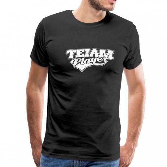 TEIAM Player Men's Premium T-Shirt
