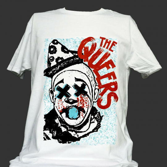 THE QUEERS PUNK ROCK T-SHIRT guttermouth vandals bouncing souls dwarves S-3XL