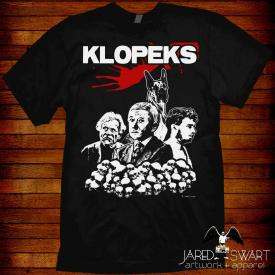"The Burbs T-Shirt ""Klopeks"" by Jared Swart"