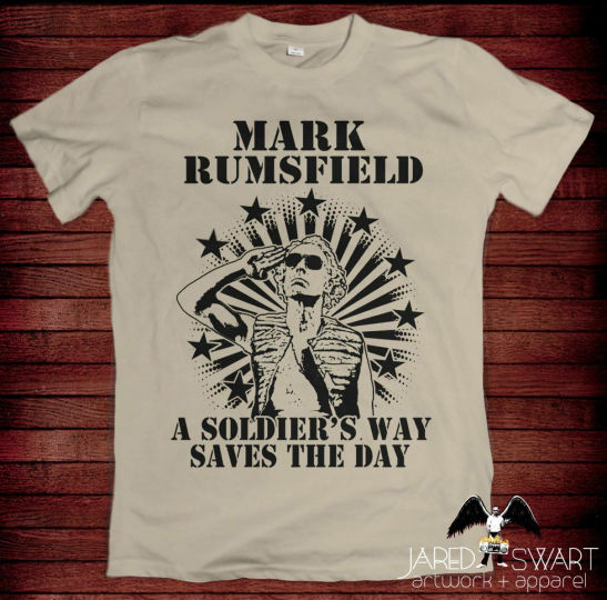 The Burbs T-shirt Mark Rumsfield (Great for gifting w/ blu ray or DVD!)