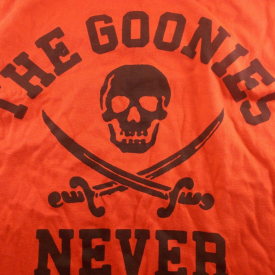 The Goonies Men's Medium Loot Crate Exclusive T-shirt Never Worn NEW!!!