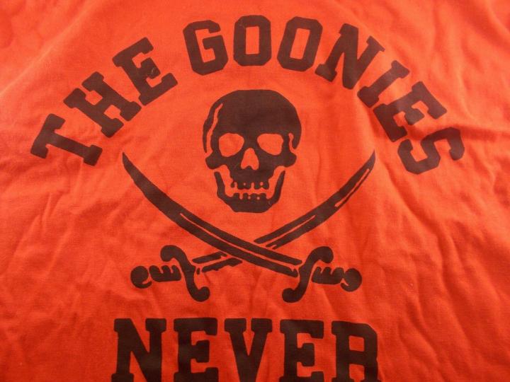 The Goonies Men's Medium Loot Crate Exclusive T-shirt Never Worn NEW!!!