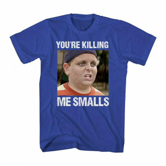 The Sandlot KMS Color Royal Adult T-Shirt