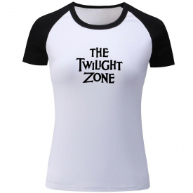 The Twilight Zone Printed Women Girls Casual T-Shirts Graphic Tops Tee Shirts