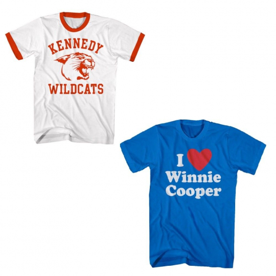 The Wonder Years T-Shirt (Choose Your Design) Kennedy Winnie Cooper