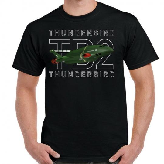 Thunderbird 2 Adult T-Shirt