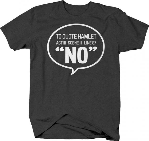 To quote hamlet: act three, scene three, line 87
