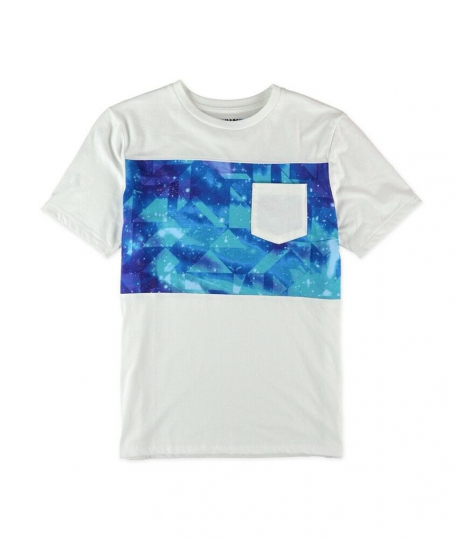 Tony Hawk Mens Geo Panel Graphic T-Shirt