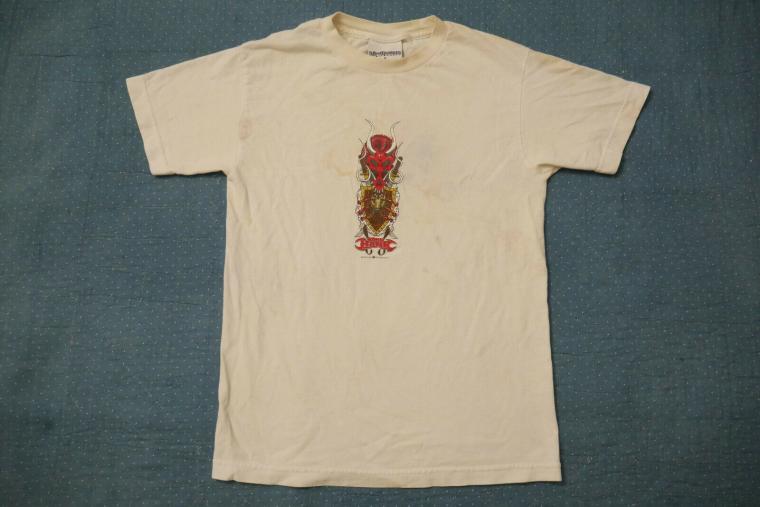 Tony Hawk T-Shirt Vintage Birdhouse Skate Skateboard Size Small 1990s