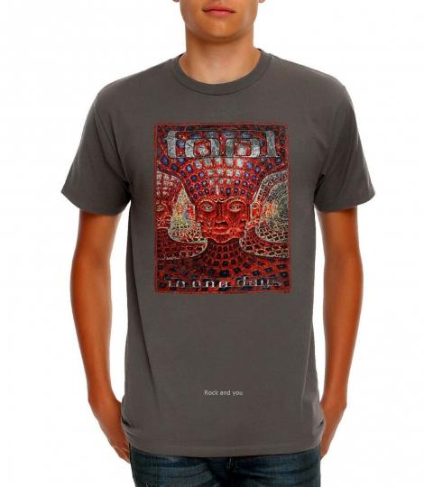 Tool T-Shirt 10,000 Days Logo metal progressive rock Official L XL 2XL NWT