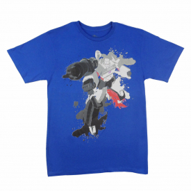 Transformers Megatron Paint The Loyal Subjects Licensed Adult T-Shirt