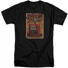 Twilight Zone Seer Short Sleeve T-Shirt Licensed Graphic XL-3X