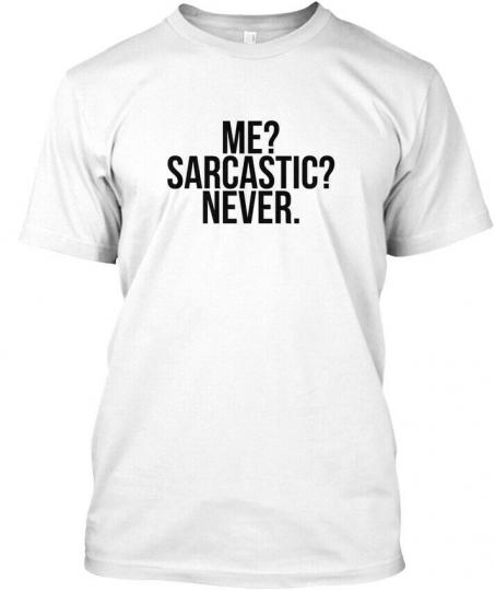 Unique Me Sarcastic Never Puns, Jokes Hanes Tagless Hanes Tagless Tee T-Shirt