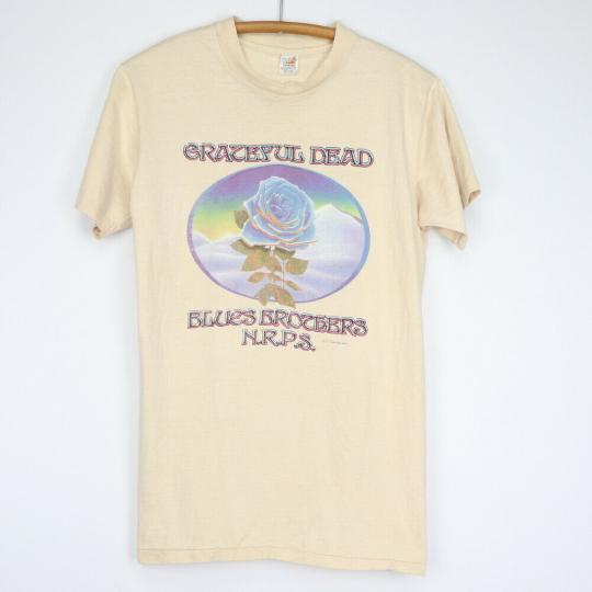 Vintage 1978 Grateful Dead Winterland New Years Eve Shirt