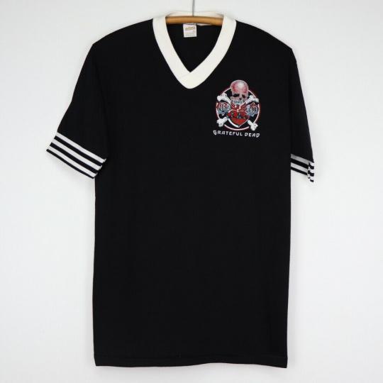 Vintage 1980 Grateful Dead Reckoning Shirt