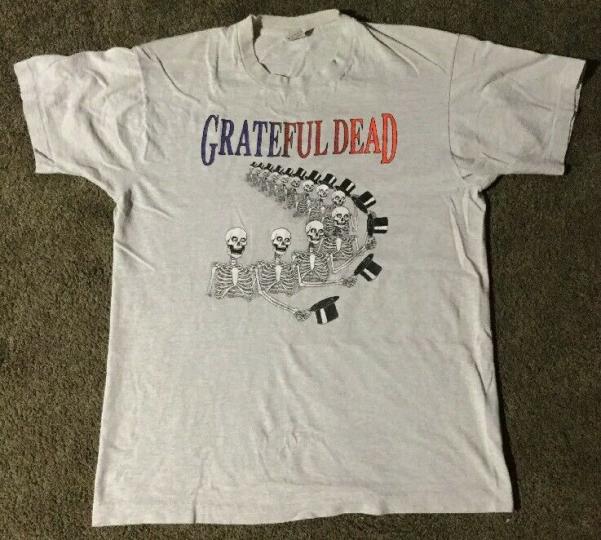 Vintage 1992 Grateful Dead Kind To Your Mind Tour T Shirt XL